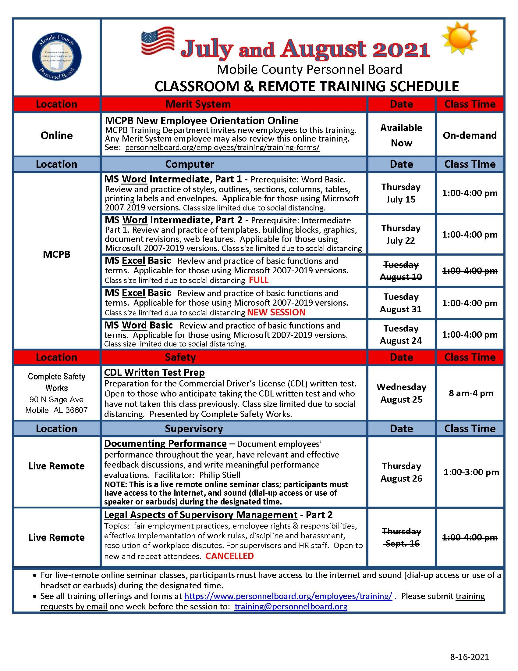 classroom training schedule icon